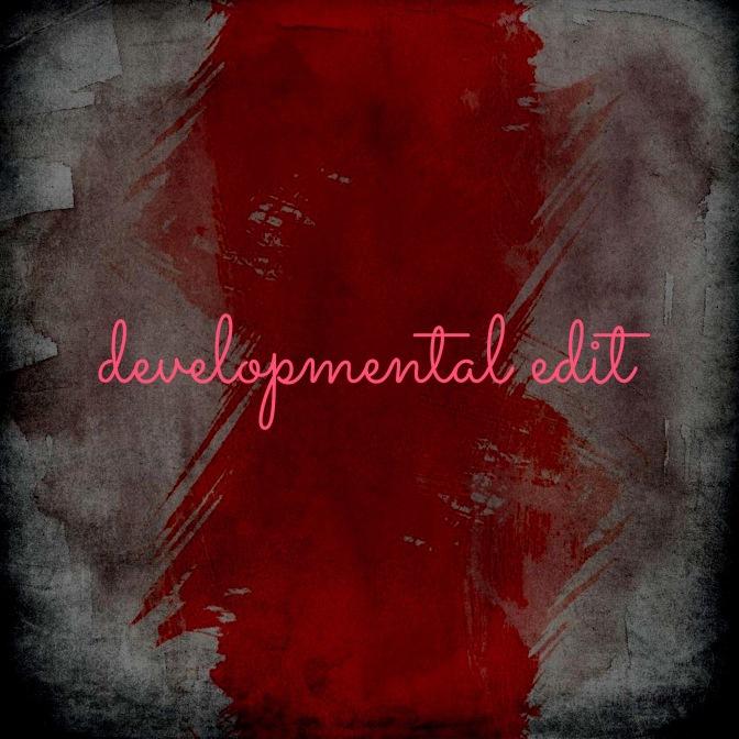 Are developmental edits worth it?