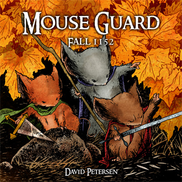 Mouse Guard Fall 1152 Review